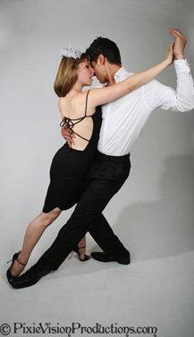 Fayzah - Tango - shoot