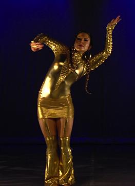 Android Goddess Video - film still - 2010