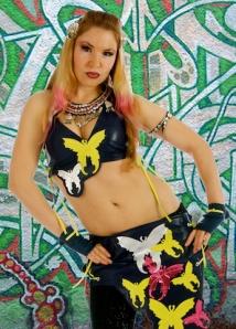Fayzah- Butterfly- costume by Fayzah