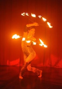 Fayzah fire