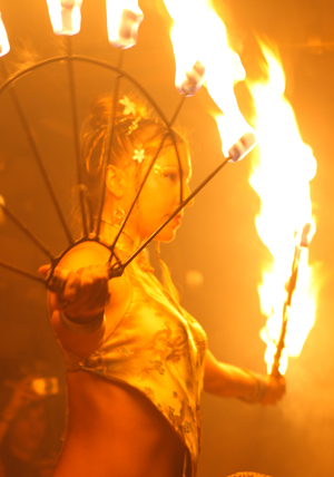 Fayzah - Fire performance