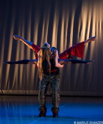 "Fayzah & History choreography - ""Bounce and Rebound"""