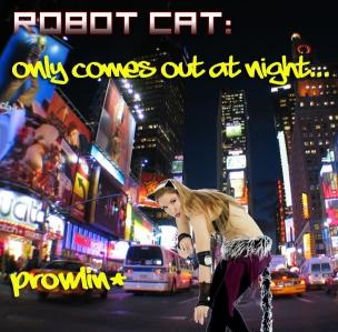 Robot Cat - Fayzah