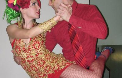 Tango - Luminisis show